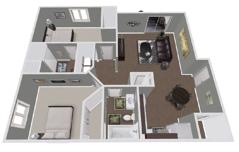 willow falls condos cedar falls floor plan